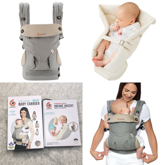 ergo 360 infant insert